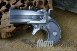 Přezka opasková Revolver Gun